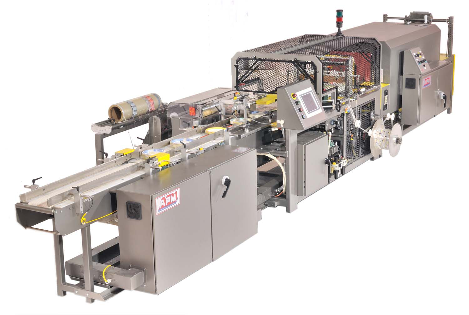 Shrink Wrapping Machinery | American Packaging Machinery